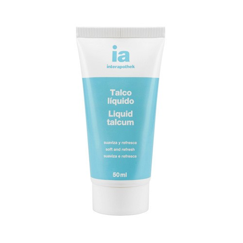 INTERAPOTHEK TALCO LIQUIDO 50 ML